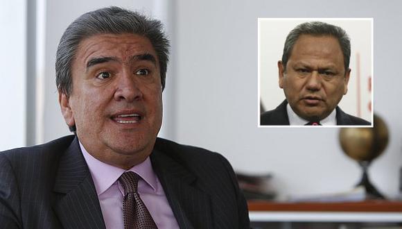Rolando Sousa aseguró que Mariano González aún no pide su reintegración como parlamentario andino. (Perú21)