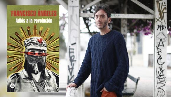 Escritor peruano presenta su cuarta novela, adiós a la revolución, considerada por la crítica como una de las mejores del año. (Perú21/ César Campos)
