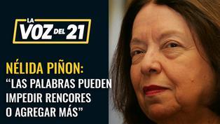 """Nélida Piñon: """"Yo amo Perú desde hace tiempo"""""""