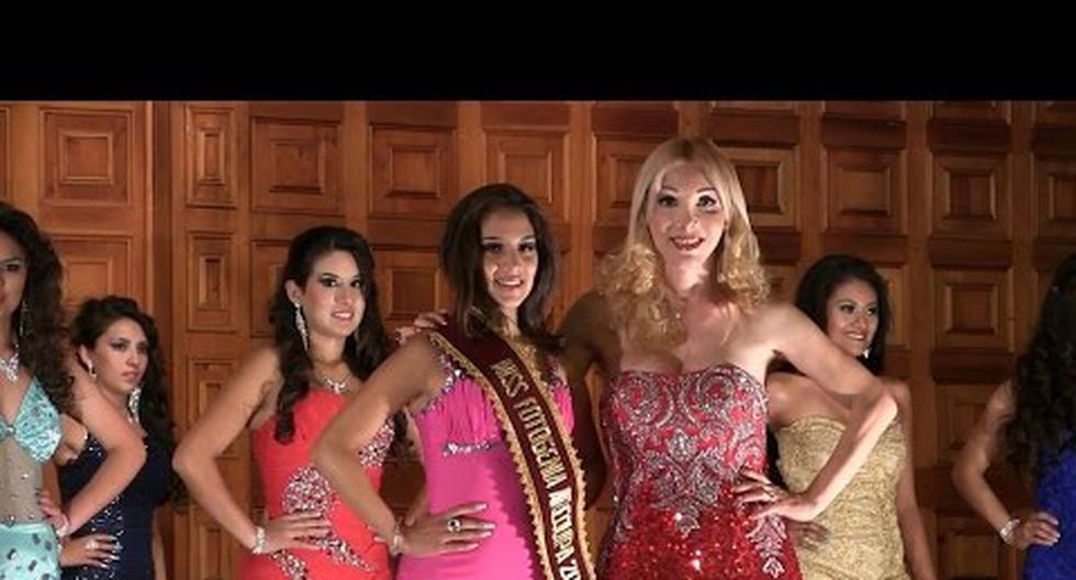 Lucrecia Black es la única transexual peruana que ganó un certamen de belleza en el que participaron mujeres. Fue en 2015.