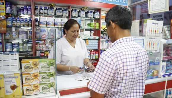 ¿Ha subido el precio de las medicinas? (Foto: Manuel Melgar   GEC)