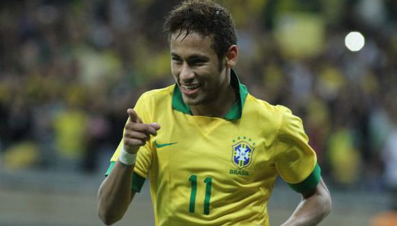 Se pelearían a Neymar. (EFE)