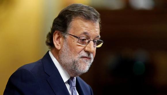 El actual jefe del Gobierno español, Mariano Rajoy, dispone de una segunda oportunidad mañana. (Reuters)