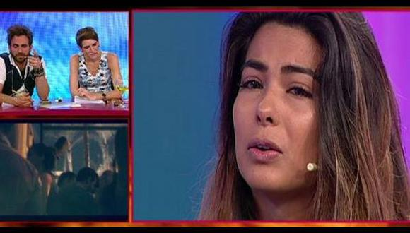 Mario Irivarren: Ivana Yturbe anunció entre lágrimas que terminó con el modelo. (Peru.com)