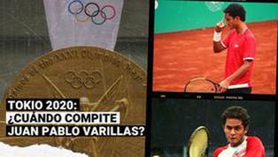 ¿Cuándo competirá Juan Pablo Varillas en Tokio 2020?