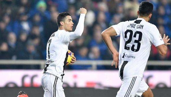 Con Cristiano Ronaldo, Juventus sale a mantener la racha de triunfos consecutivos. (Foto: Facebook Juventus FC)
