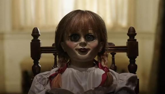 """La nueva película de """"Annabelle"""" llegará a los cines a mediados de 2019. (Foto: Warner Bros.)"""