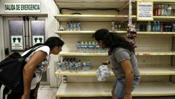 Recomendaron a los encargados que no alteren los precios y pesos ofrecidos en los exhibidores. (Foto: Renzo Salazar)