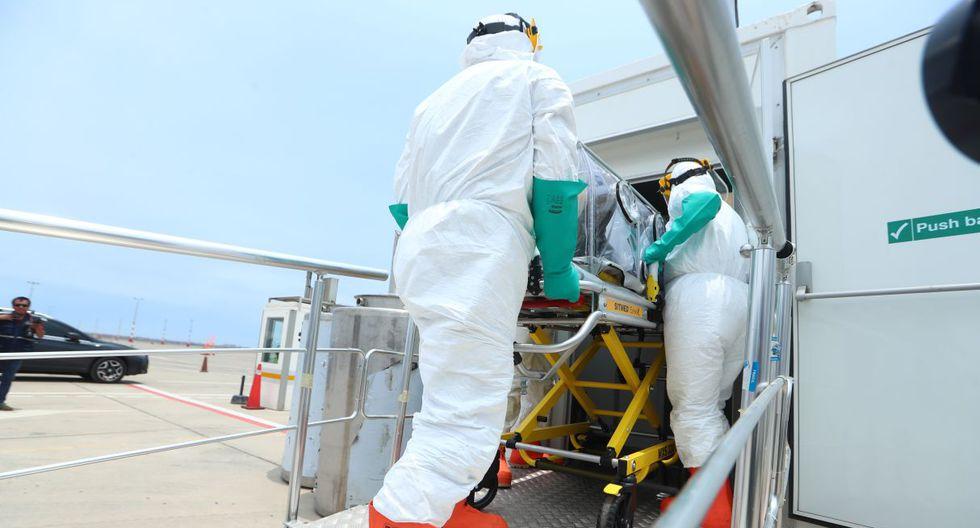 Héroe de la salud: Médico muere por coronavirus en San Juan de Lurigancho. (GEC)