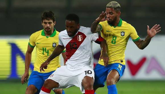 Jefferson Farfán tiene 16 goles en Eliminatorias con la selección peruana. (Foto: AFP)