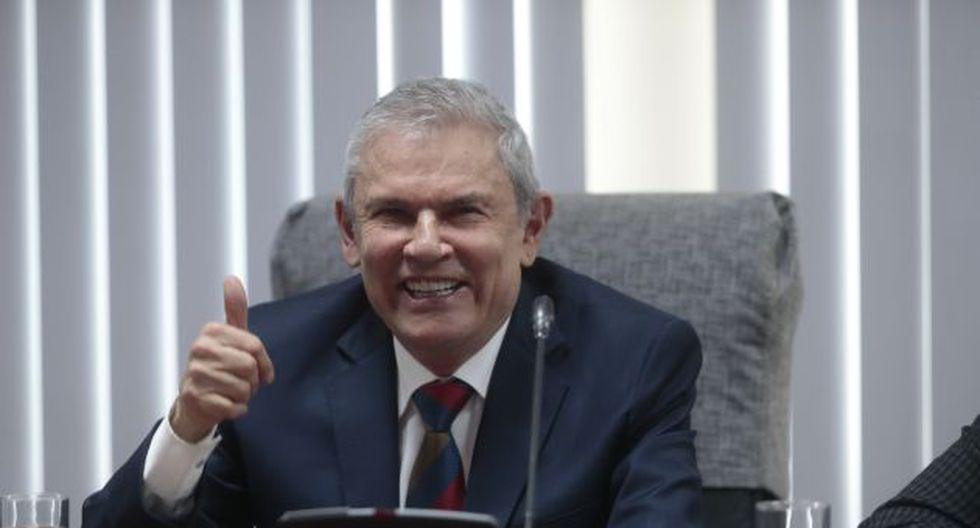 Luis Castañeda recibió US$100 mil de OAS, según Leo Pinheiro. (GEC)