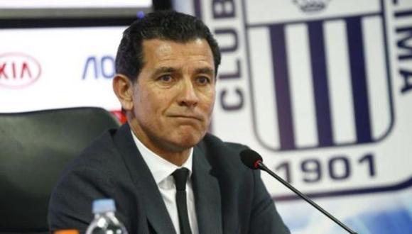 Gustavo Zevallos estuvo 5 años a cargo de la gerencia de Alianza Lima.