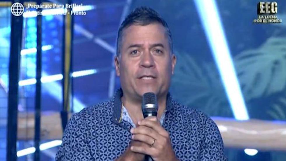 Mathías Brivio y Gian Piero Díaz expresaron sus condolencias por la muerte de Alan García. (Foto: Captura de video)