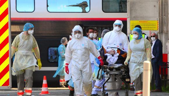 Coronavirus | Francia | Ultimas noticias | Último minuto: reporte de infectados y muertos.