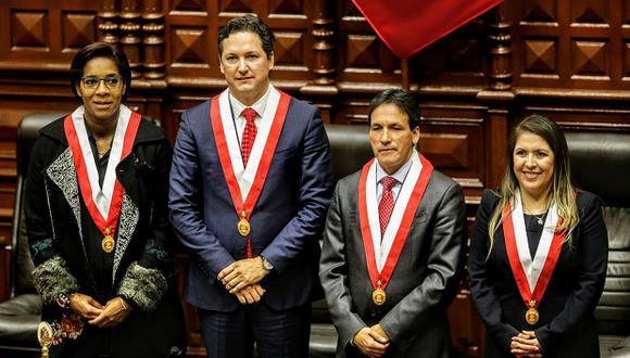 Fuerza Popular presidirá la Mesa Directiva del Congreso en el periodo legislativo 2018-2019. (Foto: Agencia Andina)