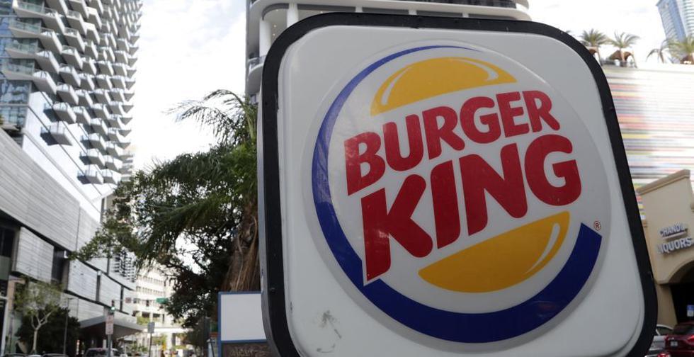 Brasil: Como 'macaco' fue llamado un cliente de raza negra en una tienda de Burger King. (AP)