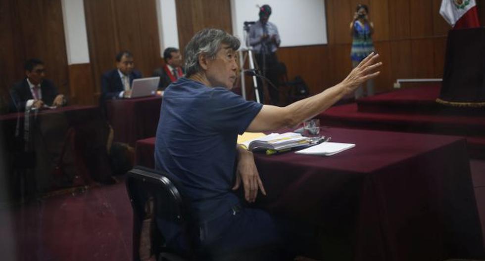 Fujimori abandonó una clínica local en la que estaba interno el 4 de enero.