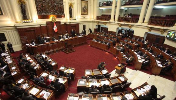 Los procesos judiciales que afrontan los legisladores son previos al inicio de la función parlamentaria. (David Vexelman)