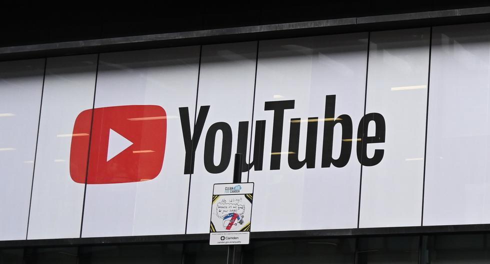 La plataforma de video YouTube se mantiene como una de las más populares del mundo. (Foto: AFP).