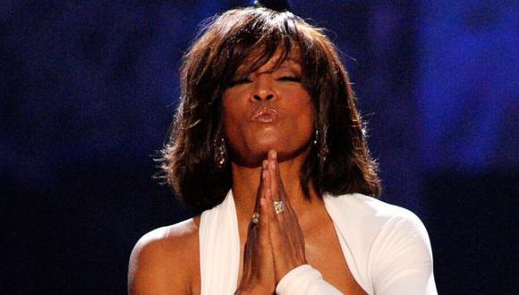 """Naomi Ackie será Whitney Houston en el """"biopic"""" de la cantante. (Foto: AFP)."""