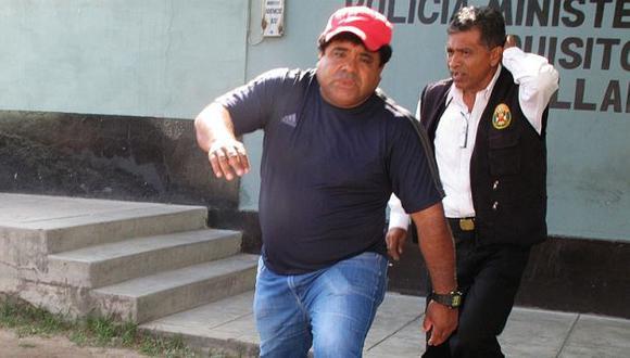 'Maradona' Barrios fue llevado a la fuerza a declarar el 26 de abril pasado. (USI)