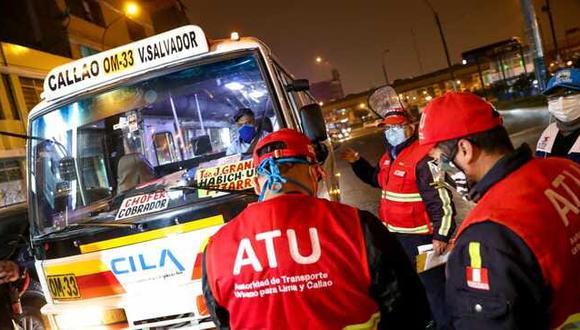 El servicio de taxi también se podrá prestar a quienes requieran de una atención médica urgente o de emergencia por encontrarse en grave riesgo su vida o salud, así como para la adquisición de medicamentos. (Foto: ATU)
