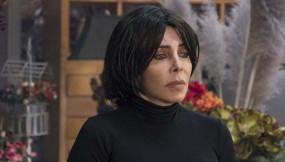 Verónica Castro estaría pasando un terrible momento en vida personal. (Netflix)