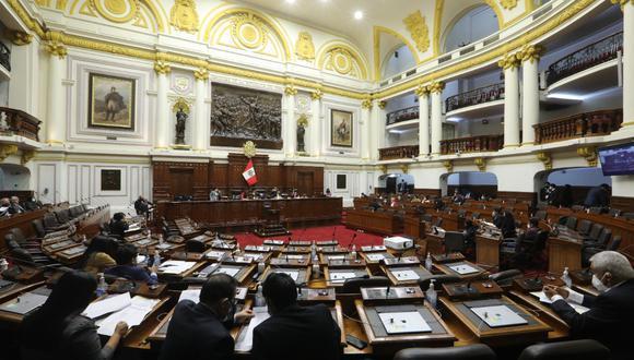 El Parlamento también tiene en agenda discutir una moción contra el ministro de Trabajo, Iber Maraví. (Foto: Congreso)