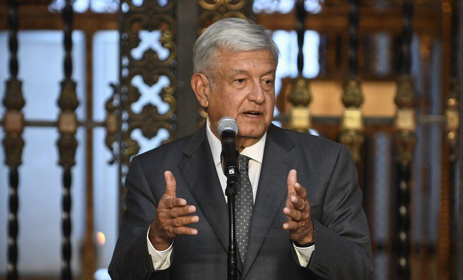 AMLO confirma la muerte de tres mexicanos en El Paso, Texas. (Foto: AFP)