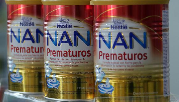 """""""Seguiremos trabajando para aclarar este hecho lo antes posible"""" expresó Nestlé mediante un comunicado.(Foto: Agencia Uno)"""