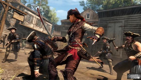 El juego se conecta directamente con la tercera parte de la saga. (USI)