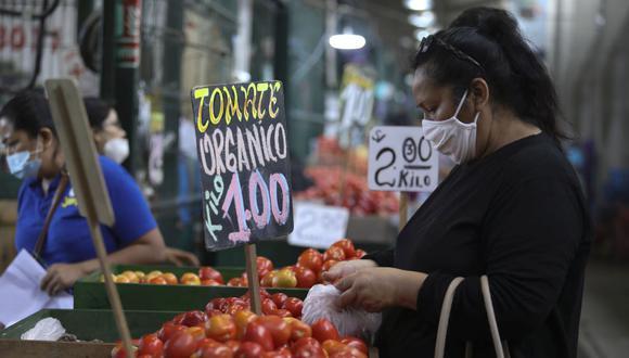 Durante la Semana Santa solo está permitido el desplazamiento para la compra de productos esenciales. (Foto: Britanie Arroyo / GEC)
