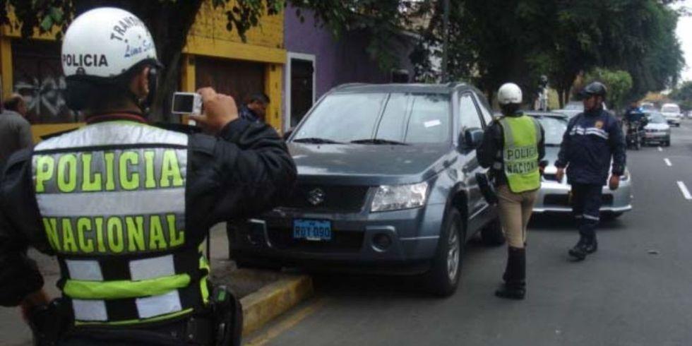 Existen tres niveles de infracciones: Graves, Muy Graves y Leves. (Foto: Andina)