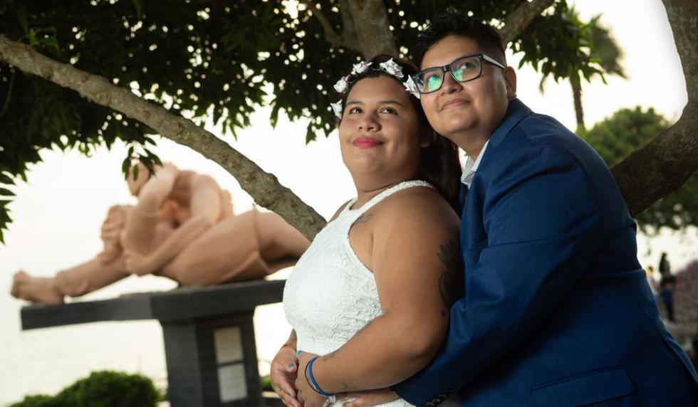 """La actividad es denominada """"El amor no discrimina"""". (Foto: Red Peruana TLGB)"""