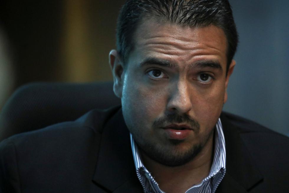 El vicepresidente del Congreso opositor de Venezuela, Stalin González, está a favor de incluir al chavismo y los militares en gobierno de transición. (Foto: Reuters)