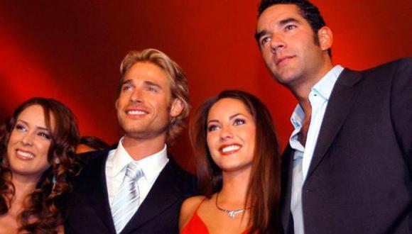 Rubí es una telenovela mexicana producida por José Alberto Castro para Televisa en 2004. (Foto: Televisa)