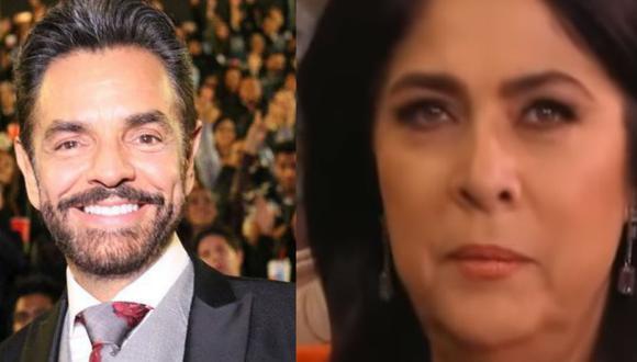 La actriz mexicana recordó pasajes de los difíciles momentos que tuvo que vivir al lado de Eugenio Derbez.  (Foto: Instagram)