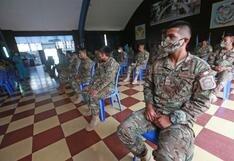 Capacitan a miembros de la Fuerza Aérea que apoyarán en campañas de vacunación contra el Covid-19