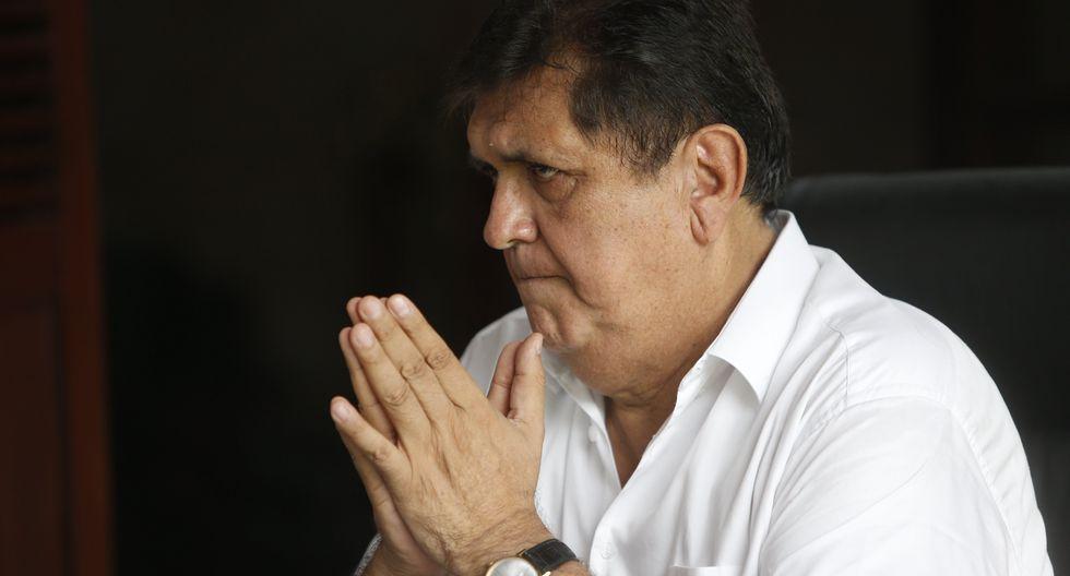 El ex presidente Alan García se suicidó esta mañana antes de ser detenido preliminarmente en su casa en Miraflores. (Foto: GEC)