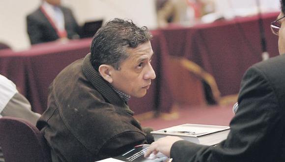 ¿VOLVERÁ A LAS ANDANZAS? Antauro Humala volverá a su exclusiva prisión militar de Chorrillos. (César Fajardo)