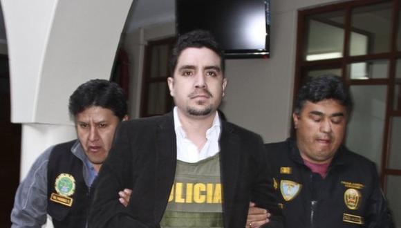 La PNP indicó que luego de conocerse la sentencia, la Policía Judicial activó las alertas correspondientes para proceder con la ubicación y captura de Adriano Pozo. (Foto: GEC/Archivo)