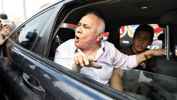 Pinto Cárdenas es el primer ex-Colina que vuelve a las calles gracias al cuestionado fallo de Villa Stein. (Luis Gonzáles)