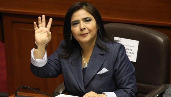 Ana Jara expresa disculpas por represión policial en protesta de médicos. (Perú21)