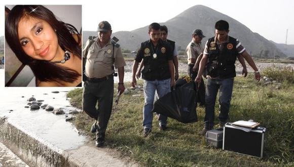 El cuerpo de la estudiante fue encontrado en las inmediaciones del río Chillón. (USI/Nancy Dueñas)