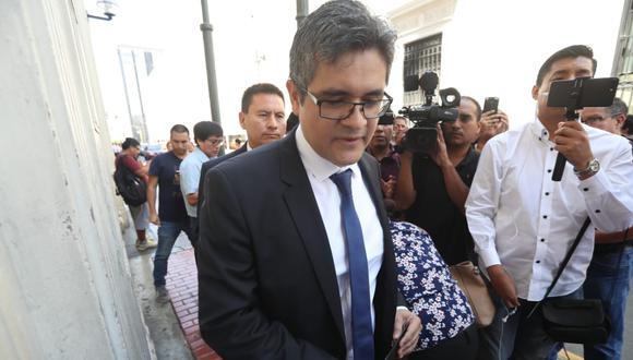 Según la hipótesis del fiscal José Domingo Pérez, Monteverde habría recibido más de US$29 millones de la empresa Odebrecht en sus empresas nacionales con el objetivo de llevar a cabo presuntos pagos ilícito (Foto: GEC)