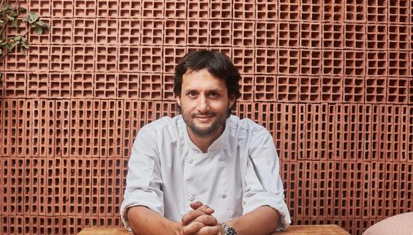 Destaca la cocina peruana. Jaime Pesaque es el tercer cocinero peruano en la reconocida lista.