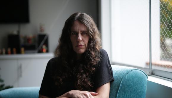Mariana de Althaus, dramaturga y directora de teatro, presenta la obra Fantasma. (GEC)