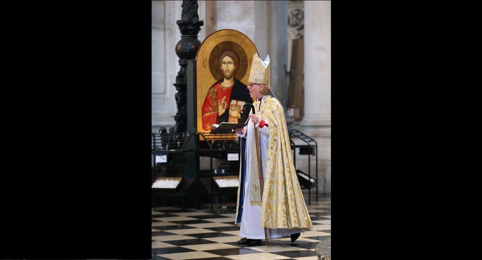 Primera mujer Obispo