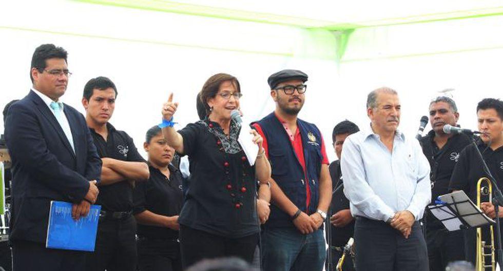 Susana Villarán respalda construcción de la Línea 2 del Metro de Lima. (Difusión)
