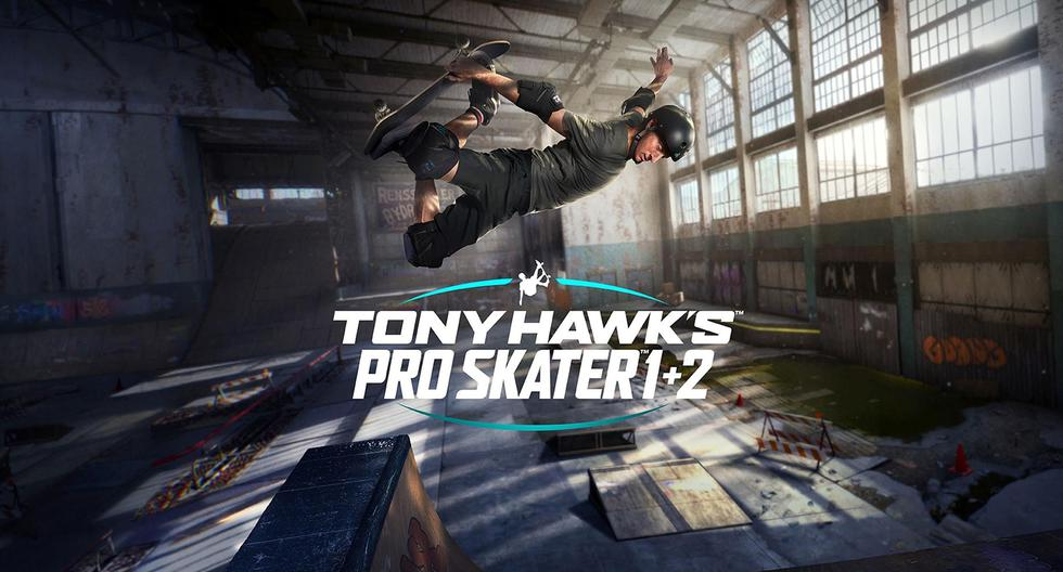 'Tony Hawk's Pro Skater 1 and 2' ya se encuentra disponible en nuestro mercado para PlayStation 4, Xbox One y PC.